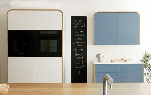 Кухня Air Kitchen от компании deVol