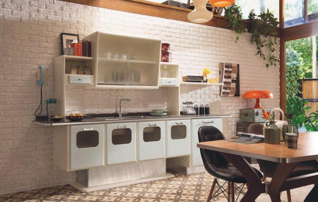 Кухня Saint Louis от компании Marchi Cucine