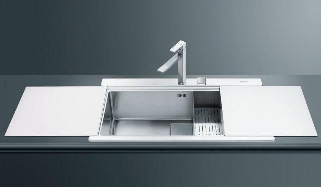 Мойка для кухни Smeg VR78
