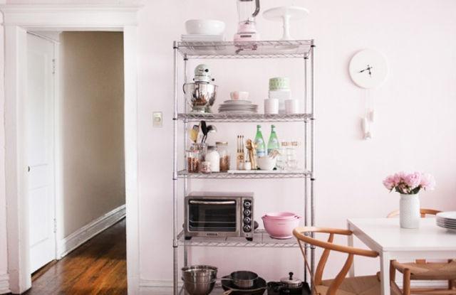 Этажерка для посуды и бытовой техники